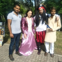 Europe day in Mariupol